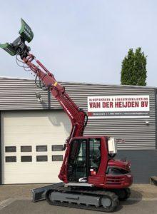 nieuw wagenpark - sloop en graafmachine - van der heijden 4